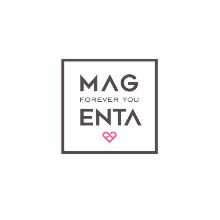 Logo für MAGENTA – Coaching für Damen